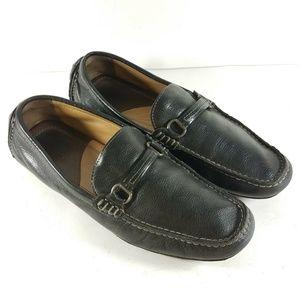 Johnston Murphy Mens Horsebit Driving Loafers